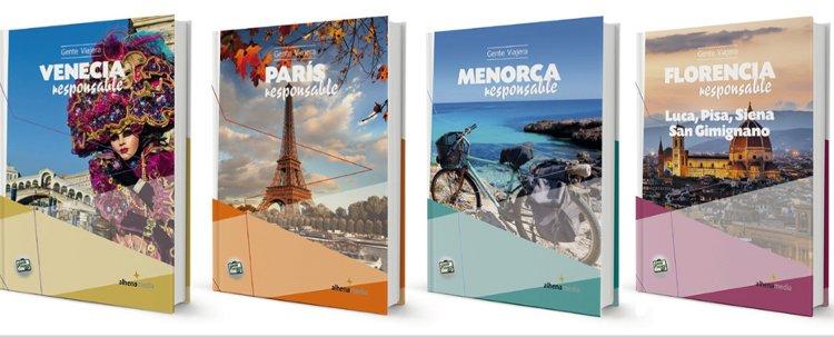 Gente viajera responsable: nueva colección de guías