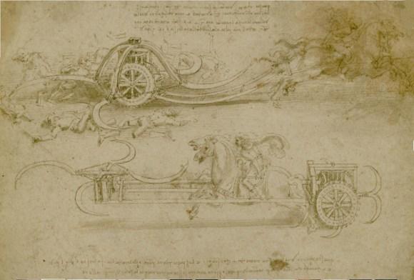 Leonardo da Vinci ilumina Milan 3