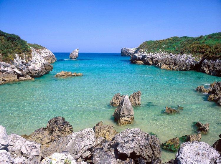Las mejores playas de Asturias (y II)