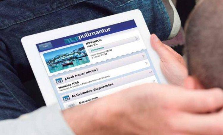 Las versátiles aplicaciones para smartphone de las compañías de cruceros