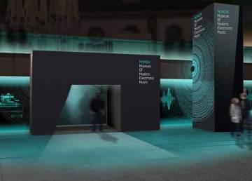 MOMEM: el primer museo del techno abre sus puertas en Fráncfort