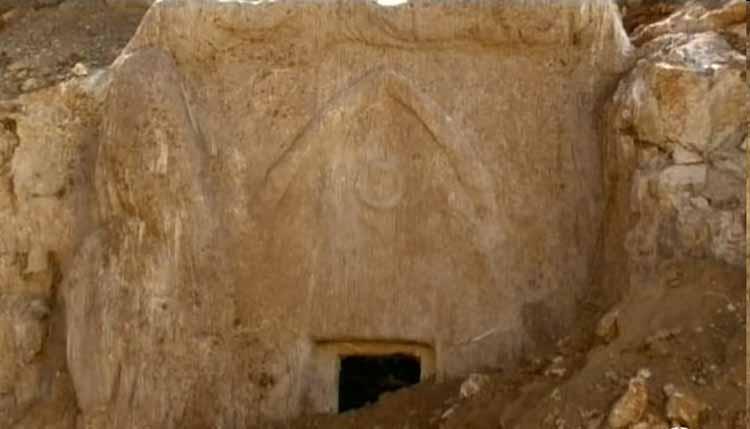 Tumba De Jesus De Nazaret