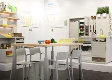 Cocina multifuncional futuro