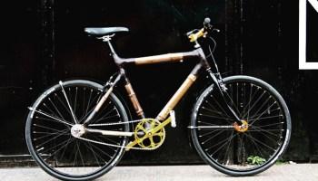 Monta tu propia bicicleta de bambú recibiendo las piezas por correo 1