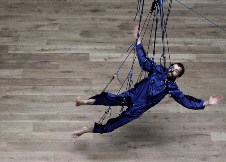 Dormir en gravedad cero: ya puedes probarlo en Eslovenia