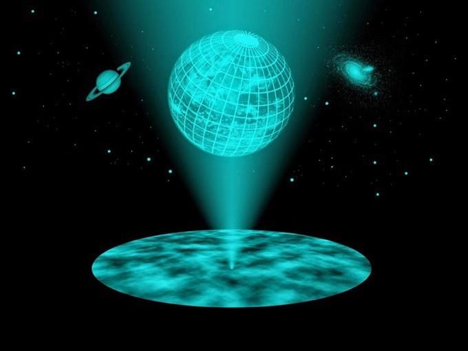 ¿Es el Universo un holograma?