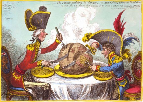 Exposiciones sobre Waterloo y Napoleon