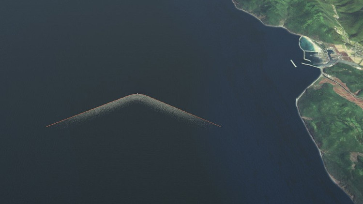 Preparan sistema limpiar plasticos oceano 3