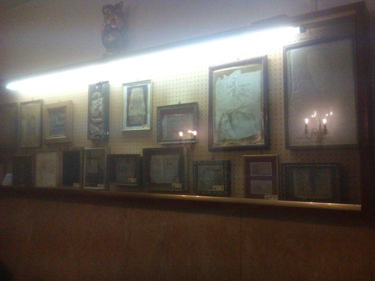 Inaudito Museo Almas Purgatorio 2