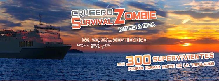 Crucero zombi septiembre