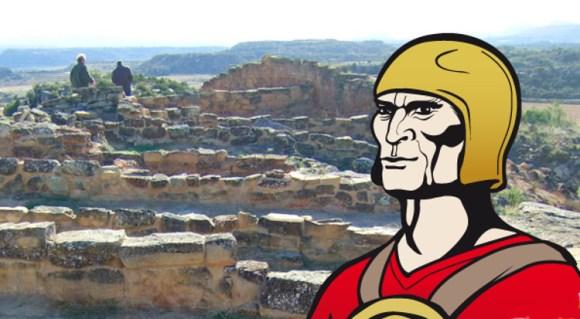 Mas rutas historicas Iberos Bajo Aragon
