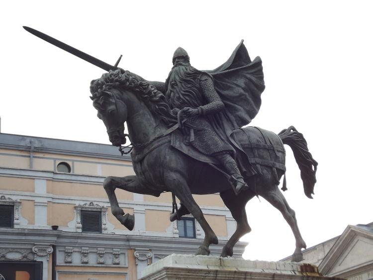 El Camino del Cid, rutas alternativas para peregrinos de la Historia