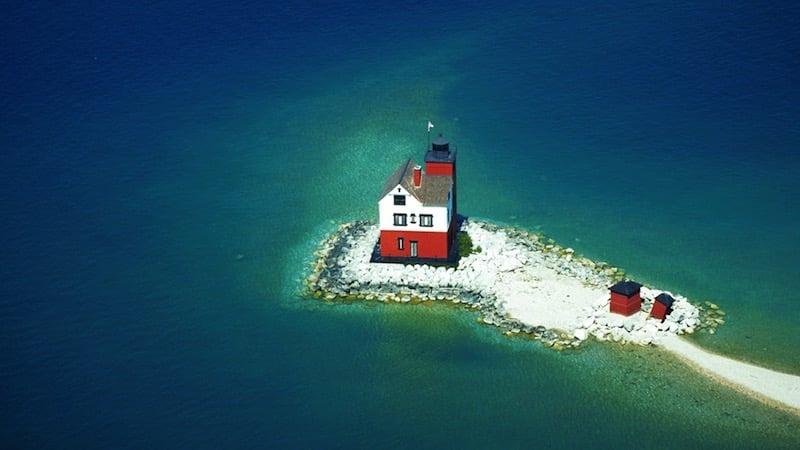 10 islas que hay que visitar en Norteamérica