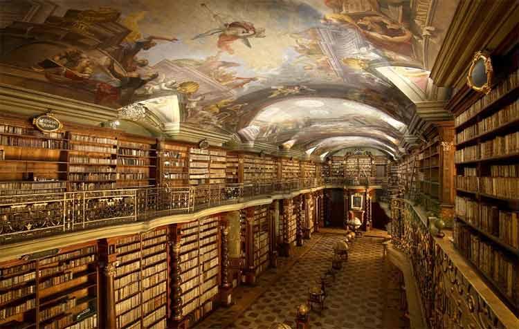 La Biblioteca Clementina de Praga: una joya del Barroco
