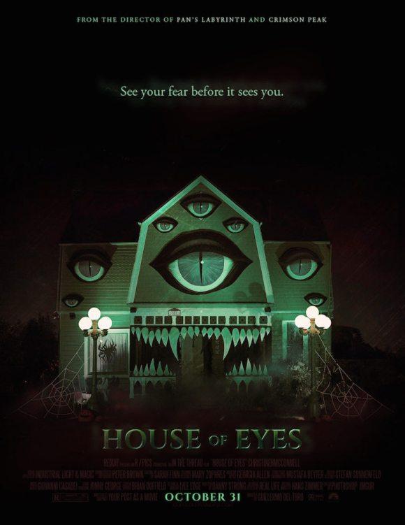 Alucinante mansion Halloween 5