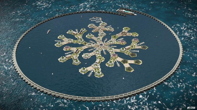 Concurso proyectos ciudades flotantes 1