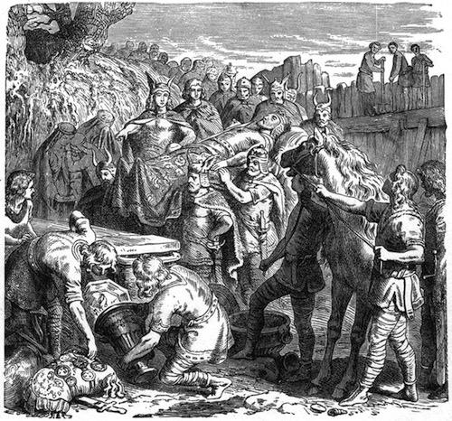Arqueólogos buscan el tesoro romano del rey visigodo Alarico