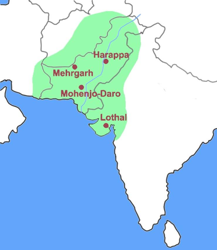 Resultado de imagen de lamisteriosa escritura del valle del indo