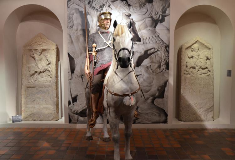Siete maravillas romanas del Corinium Museum inglés