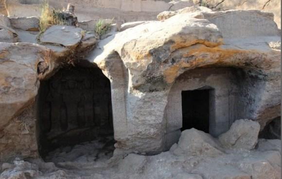 Encuentran seis nuevas estatuas funerarias Egipto 2
