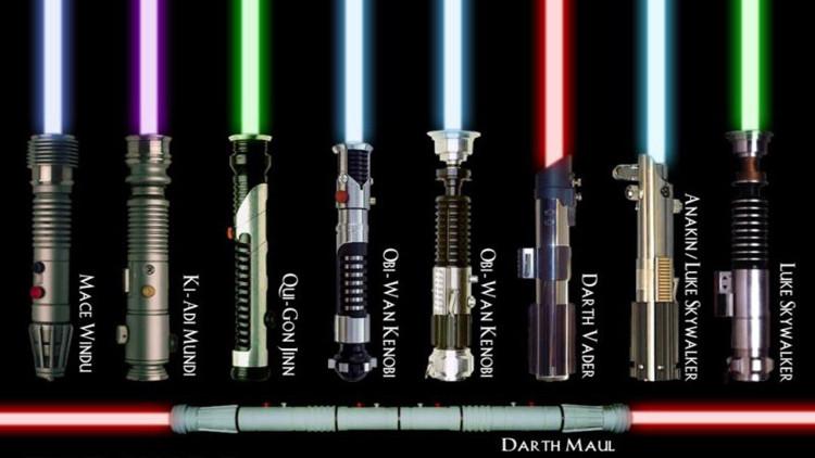Se puede fabricar un sable laser 2