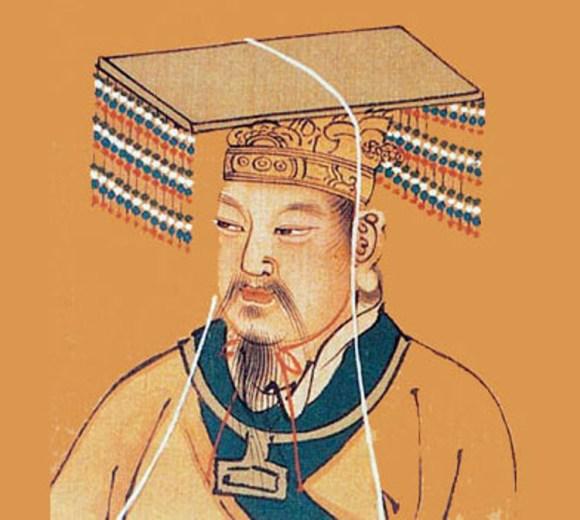 Descubren te antiguo historia tumba emperador chino