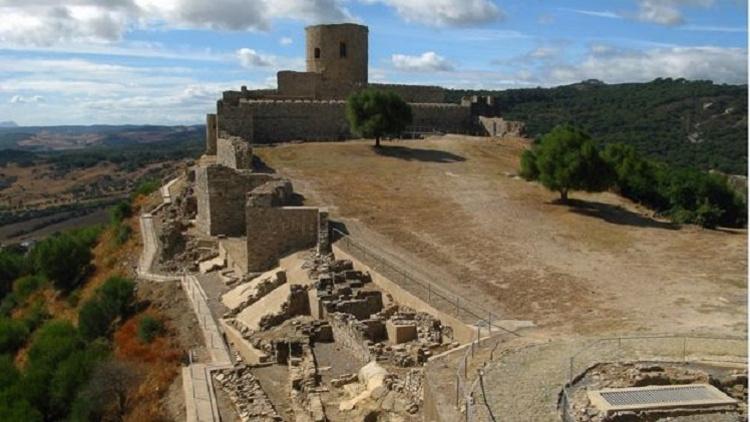 Excavan Jimena Frontera ruinas antigua ciudad Oba 1
