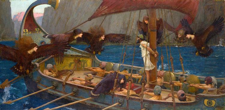 Identifican y fechan un eclipse citado en La Odisea
