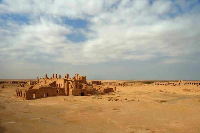 Qidan, la legendaria ciudad del rey Ad perdida en el desierto de Arabia