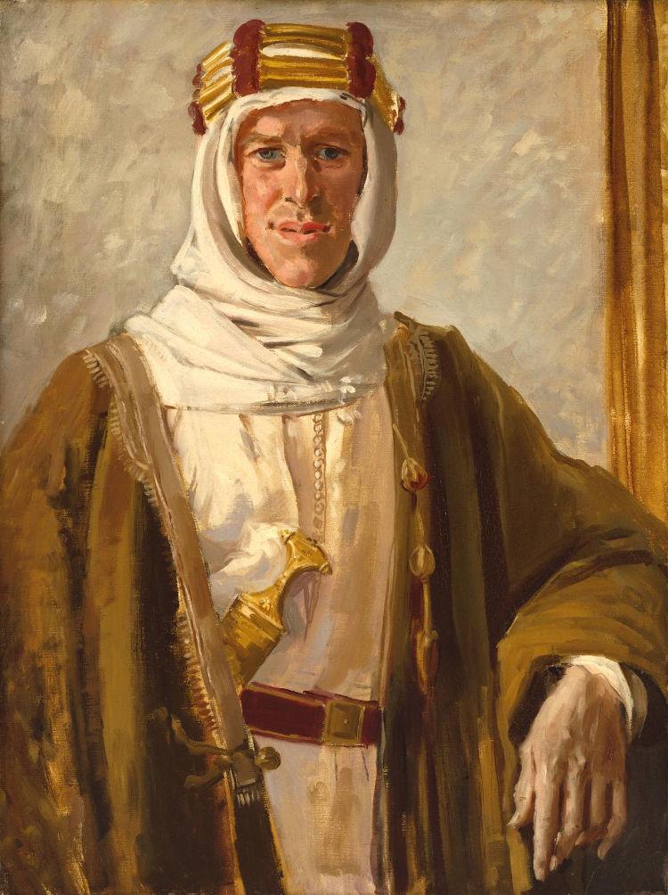 Quieres comprar ropa daga Lawrence Arabia 3