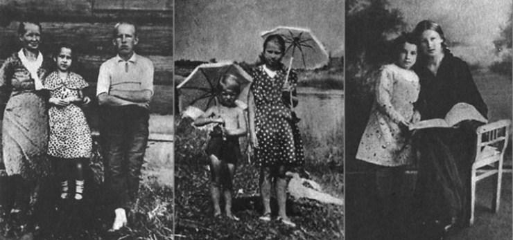 Tatiana Savicheva niña rusa autora diario sitio Leningrado 1