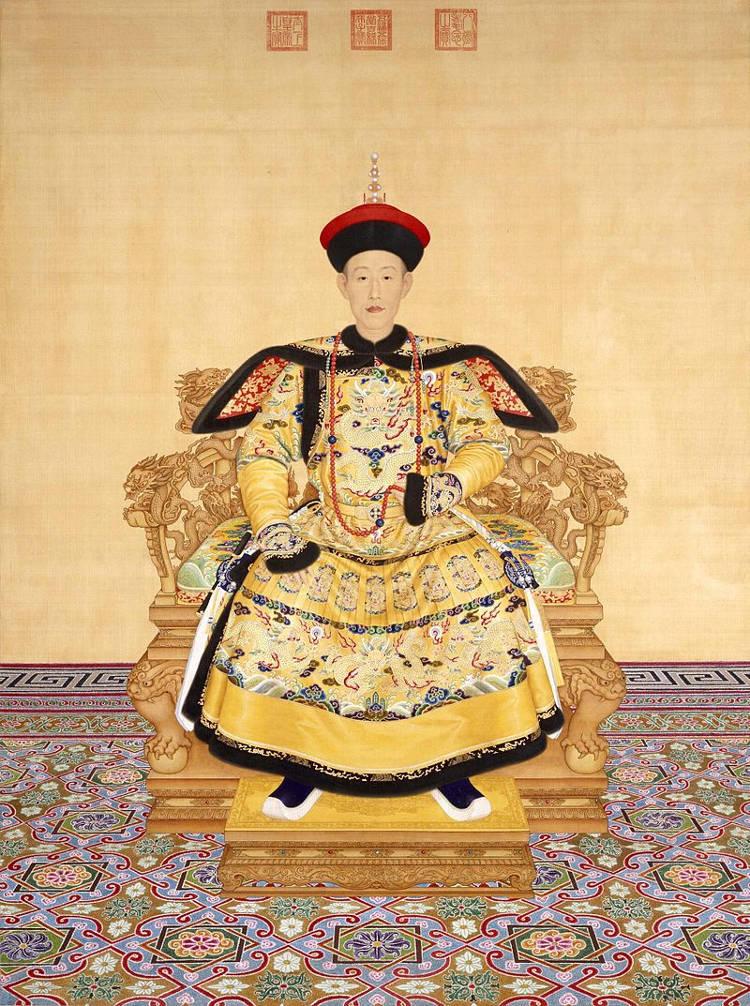 Giuseppe Castiglione jesuita pintor corte imperial china 2