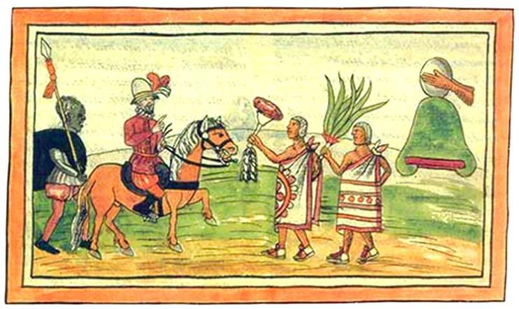 [Imagen: Conquistadores-españoles-raza-negra-1.j...=600%2C358]