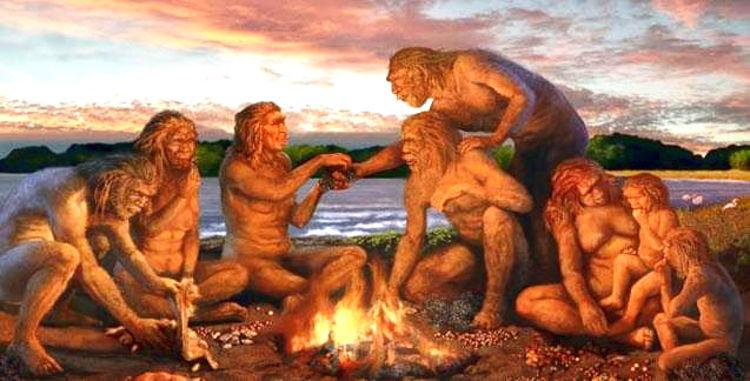 Hominizacion humanizacion deben fuego