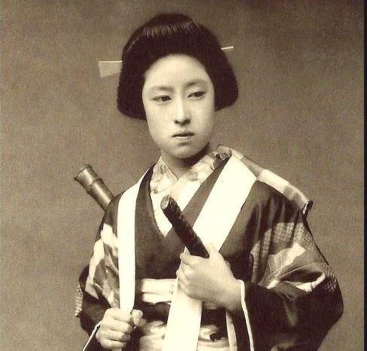 Las más famosas mujeres samurai de Japón