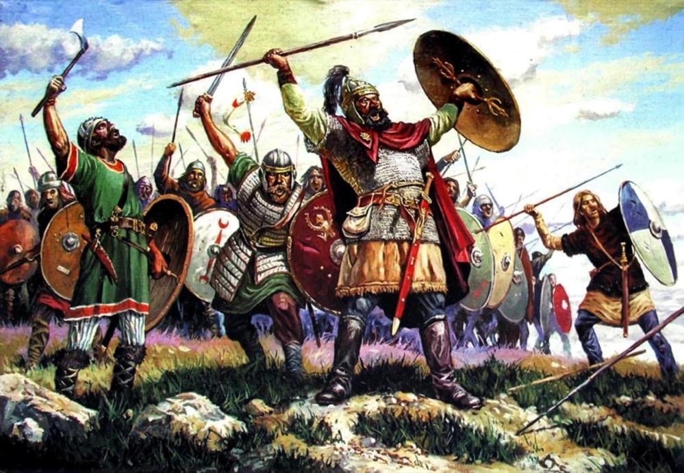 Griegos contra godos: un antiguo texto revela una batalla desconocida hasta ahora