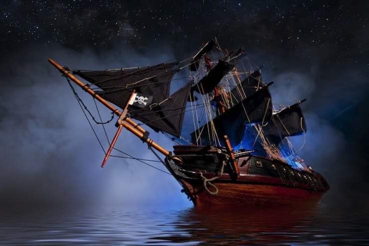Piratas / foto Shutterstock