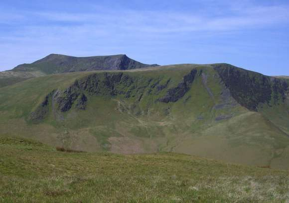 La colina de Souther Fell