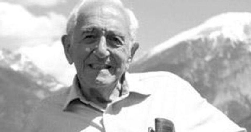 Frederick Mayer en 2012