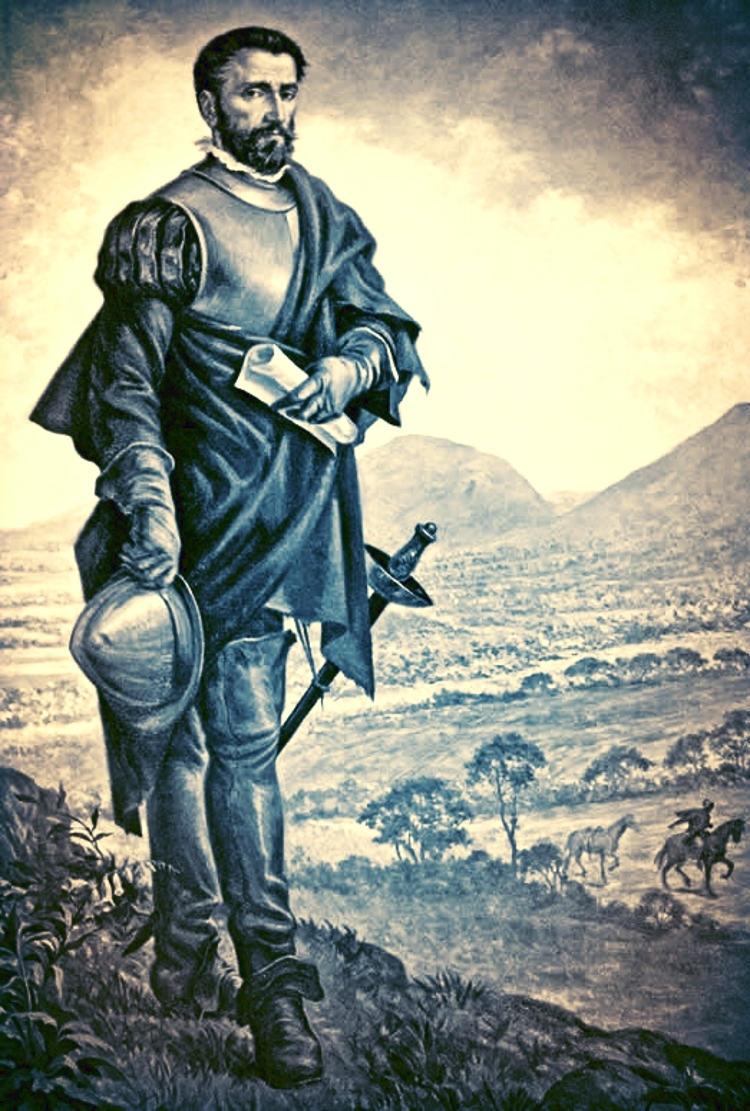 Enigma oro perdido conquistador Ambrosio ehinger 1