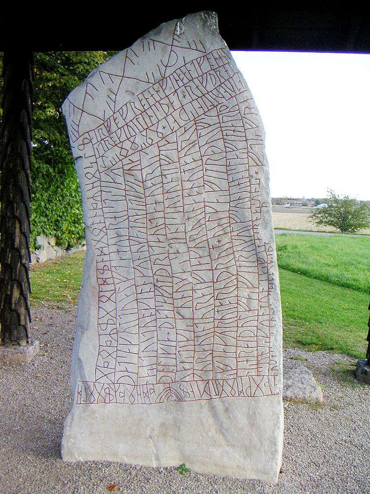 Nueva interpretación runas Piedra Rok