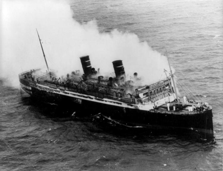 Tragedia SS Morro Castle 2