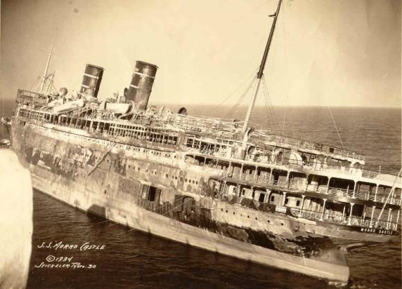 Tragedia SS Morro Castle 4