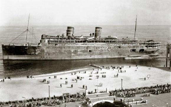 Tragedia SS Morro Castle