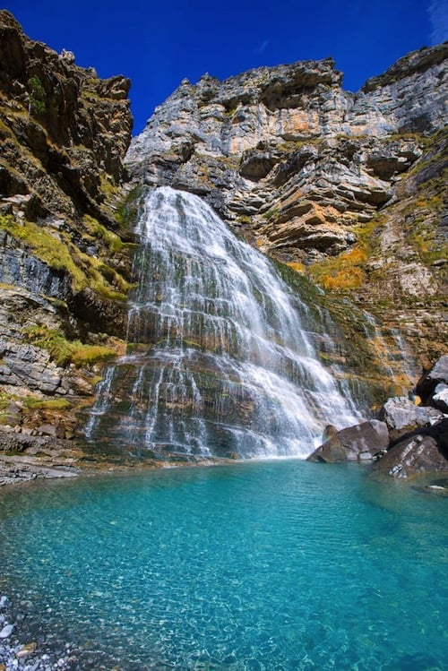 Cascada de Soaso / foto Shutterstock