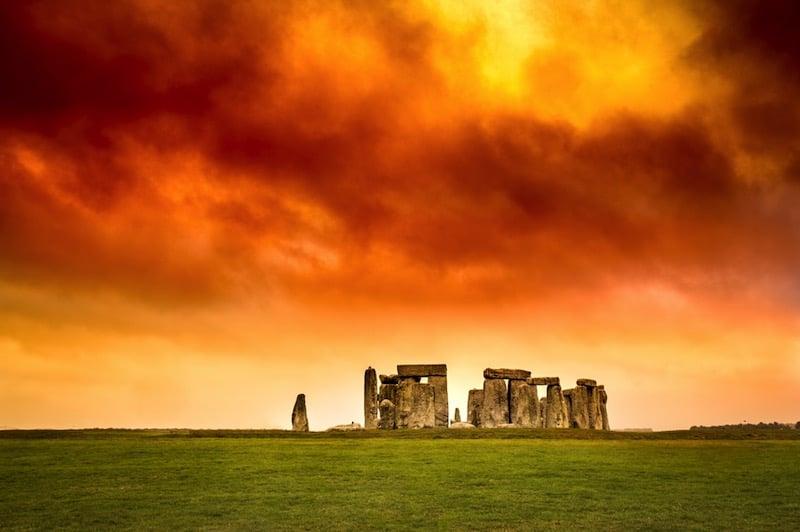 Prueban que las piedras de Stonehenge pudieron ser transportadas fácilmente por un pequeño grupo de hombres