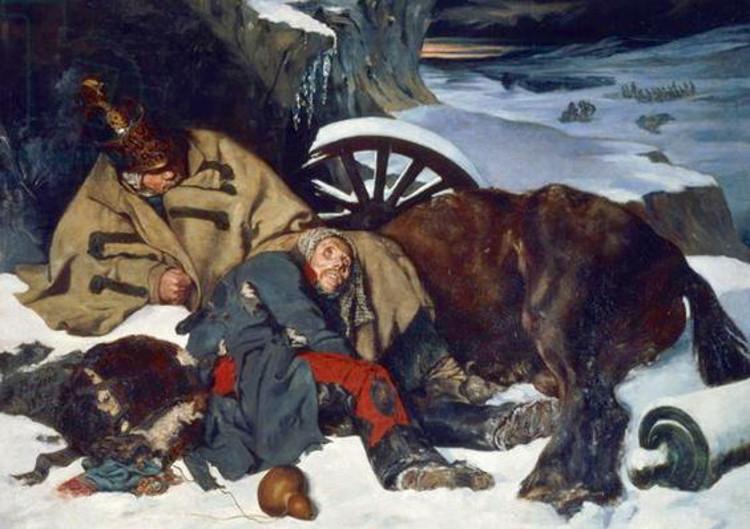 Quien limpiaba campos batalla guerras napoleonicas