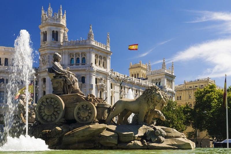 Madrid / foto Shutterstock