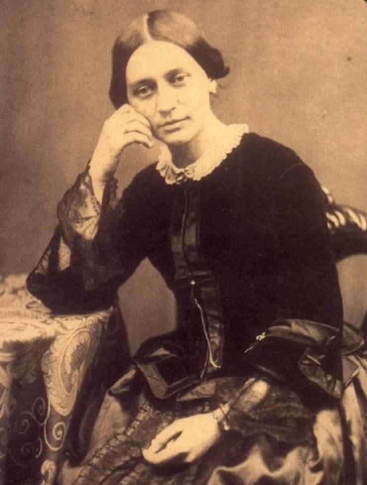 Clara Wieck, esposa de Schumann