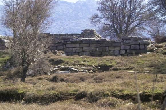 Taller de cerámica del palacio de Zomintos